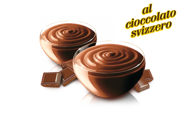 Illustration des al cioccolato svizzero