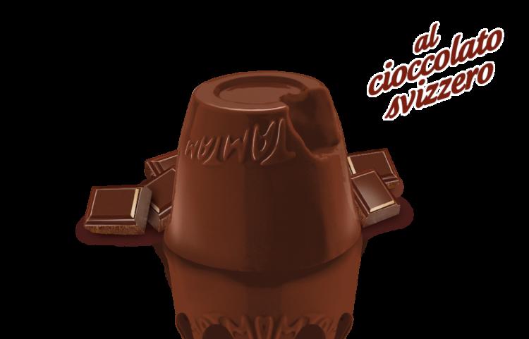 Illustration des Al cioccolato svizzero