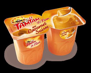 Découvrir les Flan au Caramel Suisse